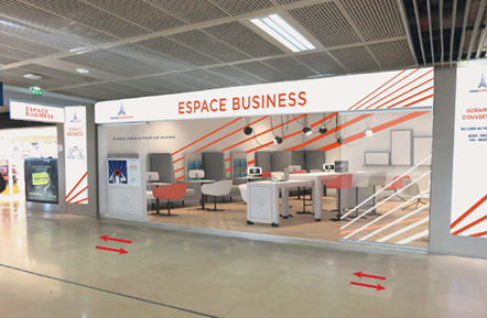 espace business ory