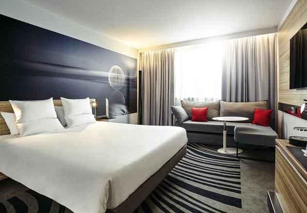 Accorhotels ouvre un Novotel au cœur d'Orly