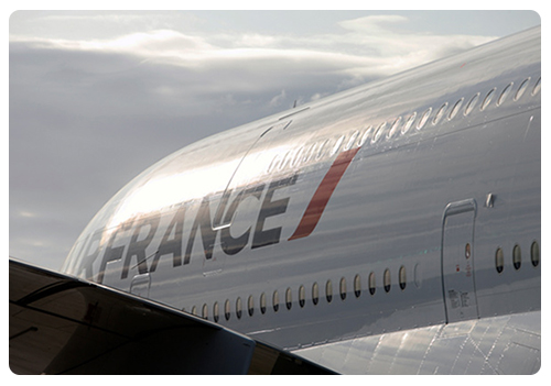 Les pilotes Air France menacent de faire grève