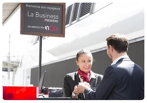 Lancement de la Business PREMIERE sur Paris <> Lyon