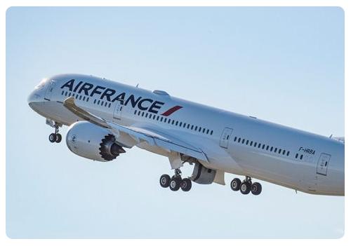 Grève Air France : 50% des vols long-courriers annulés