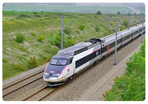 » Promotion SNCF - Fréquence 50 1 an sur parcours déterminés