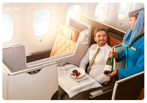 Oman Air : classe affaires à partir de 1080€