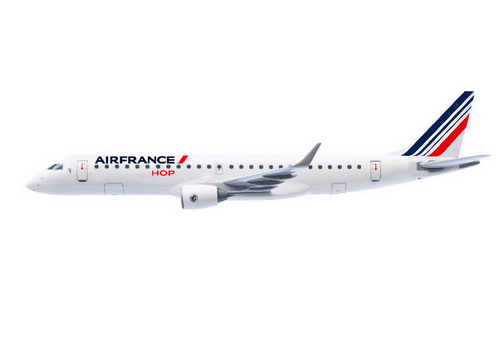 HOP! devient Air France HOP