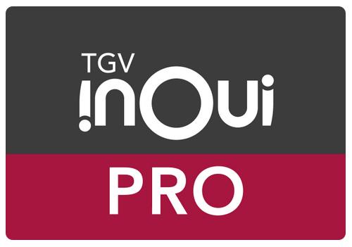 TGV INOUI PRO : la maîtrise de son voyage depuis son mobile