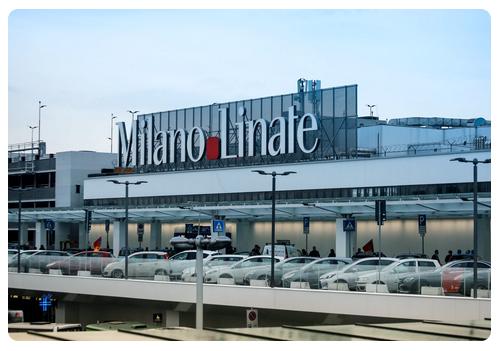 Aéroport Milan Linate : fermeture du 27 juillet au 27 octobre