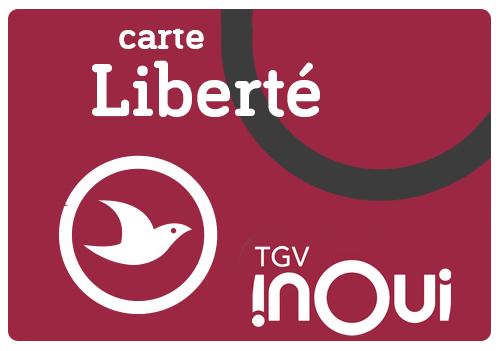 Carte liberté SNCF