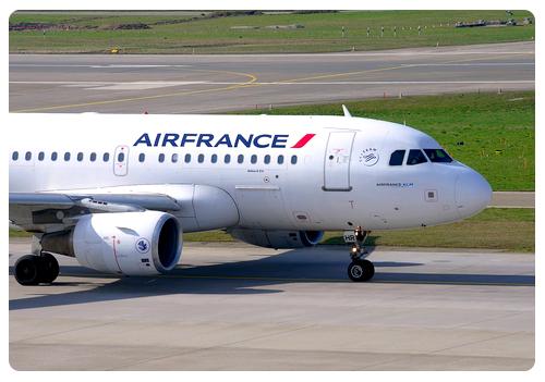 Air France : report sans frais pour tout voyage réservé avant le 31 mars 2020